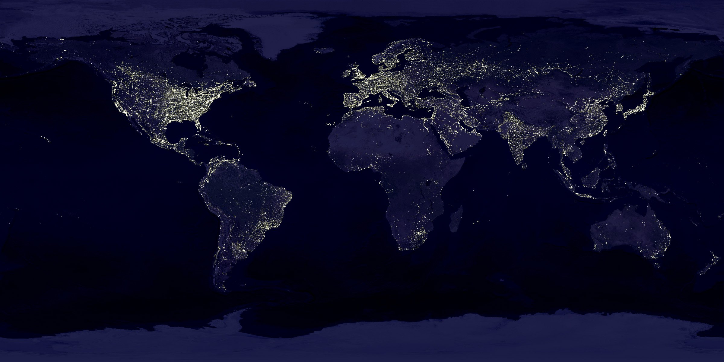 earth earth at night night lights